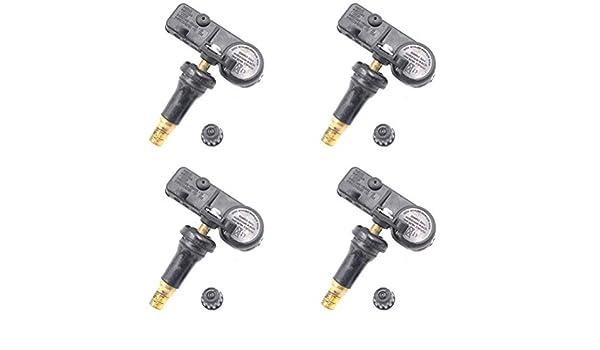 Bernard Bertha 4PCS TPMS Sensor Tire Pressure Monitor System for Volvo 31200923 V70 XC70 XC90 S60 S80 1999-2012