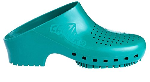 CALZURO S - Zuecos de goma para mujer aguamarina