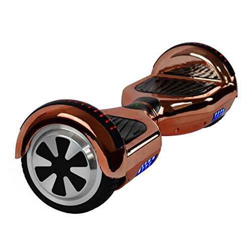 SMART BALANCE 6.5' HOVERBOARD WITH BLUETOOTH - UL 2272 - UN 38.3 SAFETY CERTIFIED PERSONAL TRANSPORTATON
