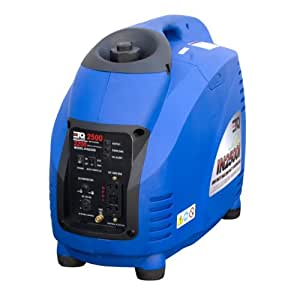 ETQ IN2500I, 2200 Running Watts/2500 Starting Watts, Gas Powered Portable Inverter (Discontinued by Manufacturer)