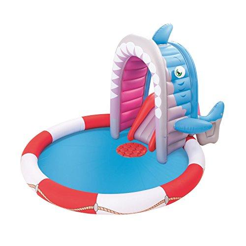 Inflatable Shark Slide - 4