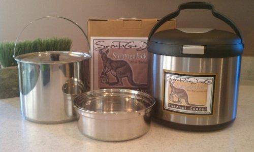 Saratoga Jacks 7L Thermal Cooker Deluxe by Saratoga Jacks