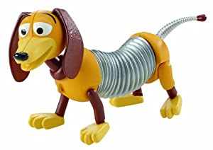Amazon.com: Toy Story Slinky Dog Figure: Toys & Games