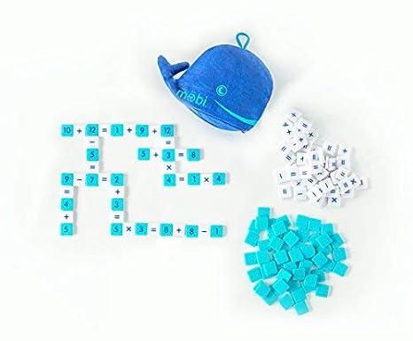 M/ÖBI The Numerical Tile Game in a Whale Pouch MÖBI n//a