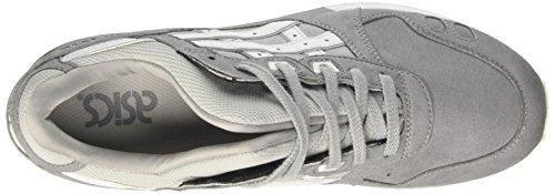 Asics Gel-Lyte III, Scarpe da Ginnastica Uomo Grigio (Aluminum/White)