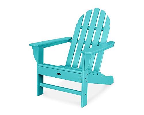 Trex Outdoor Furniture Cape Cod Adirondack Chair, Aruba