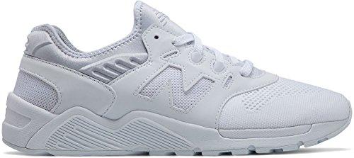New Balance , Baskets pour homme blanc Bianco