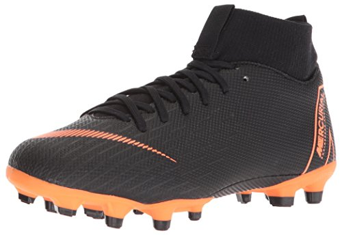 21e8b6f22f5 Nike JR Superfly 6 Academy GS MG Firm Ground Cleat (3.5 M US Big Kid