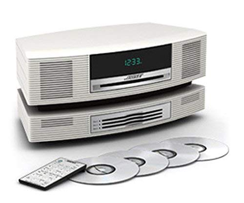 (Bose Wave Music System with Multi-CD Changer - Platinum White)