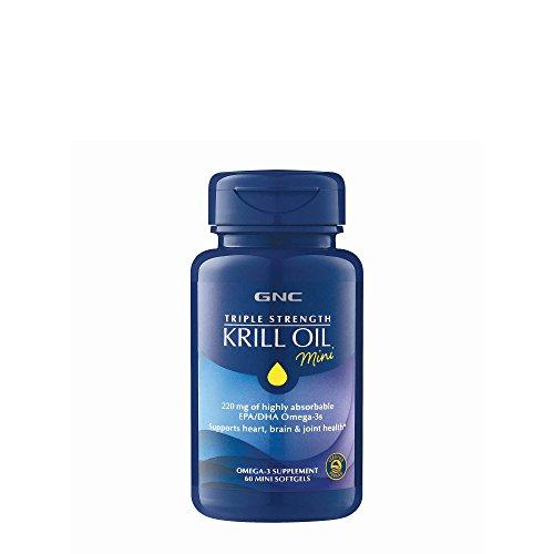 triple strength krill oil mini