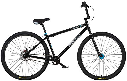 - Framed Twenty9er BMX Bike Black/Blue Mens Sz 29in