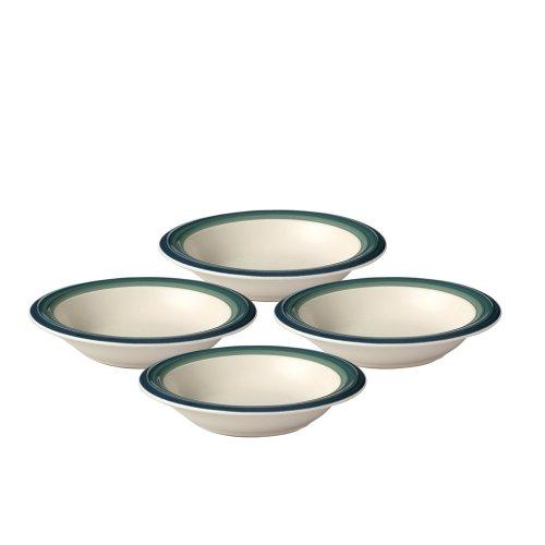 Pfaltzgraff Rim Soup Bowl (Pfaltzgraff Ocean Breeze Rim Soup Bowl, Set of 4)