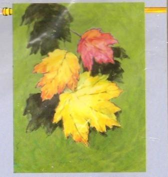 Impressions Garden Flag - Autumn Leaves ()