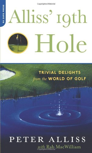 Alliss' 19th Hole: Trivial Delights from the World of - Discount Store Rab