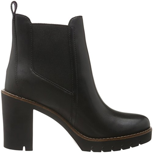 Tommy Hilfiger Women S P1285aola 1a Ankle Boots Black 990 4 Uk