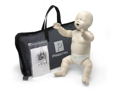 Prestan Professional PP-IM-100M Infant CPR-AED Training Manikin with CPR Monitor