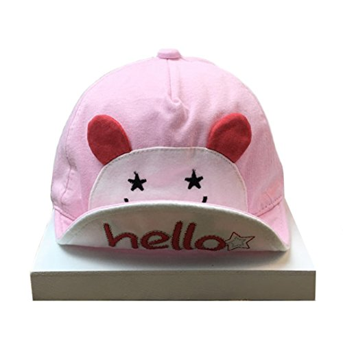 Marca West Korean Style Spring And Autumn Smiley Paragraph Unisex Baby Infant Hat