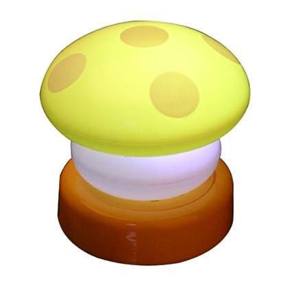 Champignon Lampe Tactile Led Veilleuses Enfant Luniere Nuit Light