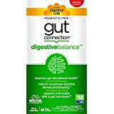 Country Life Gut Connection - 60 ct - Digestive Balance - Help Improve Gut Microbiome Health - Reduces Occasional Digestive D