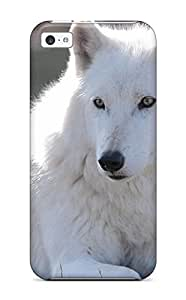 Forever Collectibles Arctic Wolf Hard Snap-on Iphone 5c Case