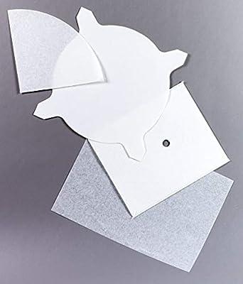 Amazon.com: Discoteca freidora Filtro de papel, 17.5 x 24 ...
