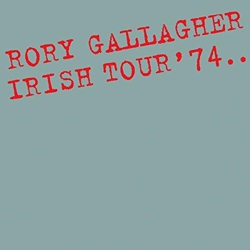 Vinilo : Rory Gallagher - Irish Tour 74 (United Kingdom - Import)
