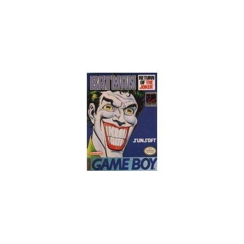Batman Return Joker