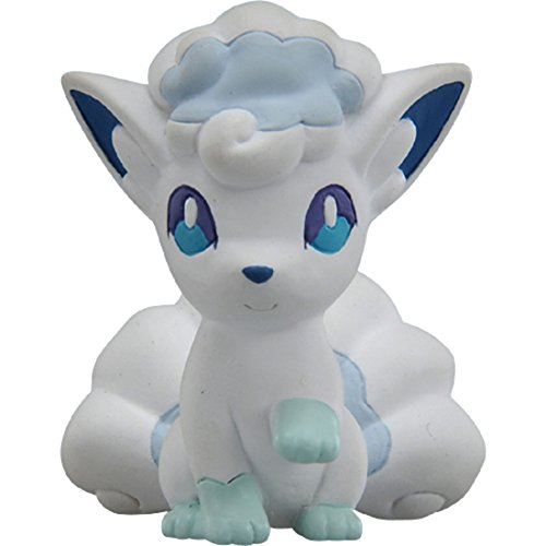 Takaratomy Pokemon Sun & Moon Mini Action Figure - EMC-22 - Vulpix (Alolan Form) Action Figure, 2