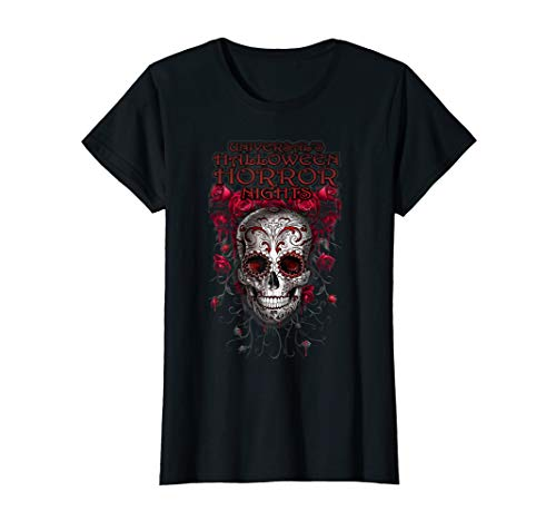 Halloween Horror Nights 2019 Shirts (Womens Halloween Women Tee Universals Halloween Horror Nights)
