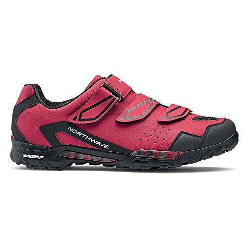 Northwave Man MTB Shoes Outcross Dark Red S45Az