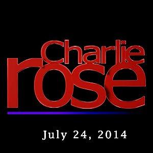 Charlie Rose: Ashrah Ghani and Jim Chanos, July 24, 2014 Radio/TV Program