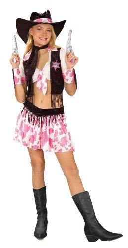 [Forum Novelties Children's Costume Teenz - Rootin-Tootin-Cowgirl (Ages 14 to 18)] (Rootin Tootin Cowgirl Costume)