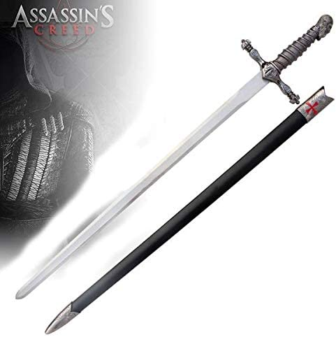 Amazon Com Realfirensteel Assassin S Creed Movie Sword Of