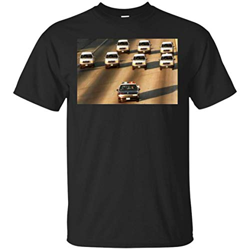 Zay Jones - Oj Simpson Car Chase T - Shirt For Men
