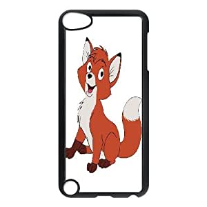 iPod Touch 5 Phone Case Black Fox and the Hound VC3XB2032857