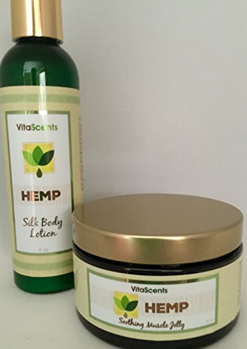 Hemp-Soothing-Muscle-Jelly-for-Muscular-Pain-Relief-and-Hemp-Silk-Body-Lotion