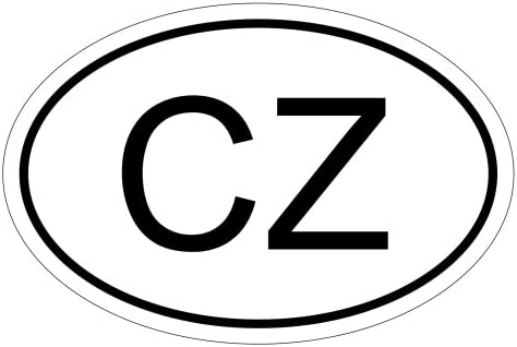 Kiwistar Tschechien Cz 15 X 10 Cm Autoaufkleber Sticker Aufkleber Kfz Flagge Auto