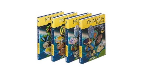 Primaria Activa(3vol+1cd). P. USD: OCEANO: Amazon.com: Books
