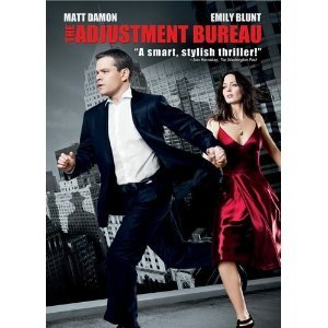 The Adjustment Bureau (2011) Matt Damon (Actor), Emily Blunt (Actor) | Rated: Pg-13 | Format: DVD