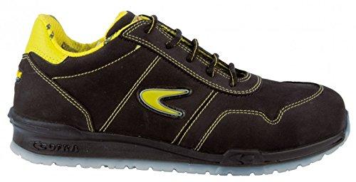 Cofra 78500-001.W46 Coppi S3 SRC Chaussure de sécurité Taille 46 Noir