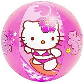 Intex 58026NP - Pelota hinchable Hello Kitty diámetro 51 cm, +3 ...