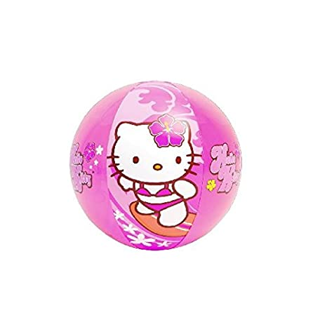 Intex 58026NP - Pelota hinchable Hello Kitty diámetro 51 cm, +3 ...