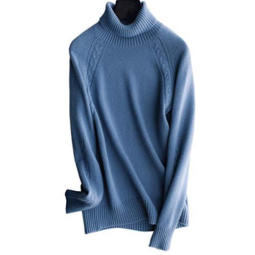 Manica Lunga Blu Valin Maglione Donna C5wna6a1qx