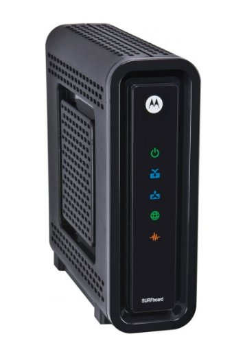 UPC 091738695040, Motorola SB6180 DOCSIS 3.0 Cable Modem in Non-Retail Packaging (Brown Box)