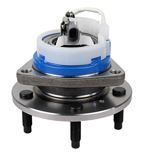 02 pontiac montana wheel bearing - 9