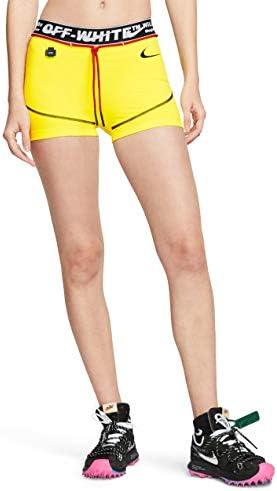 レディース カジュアルパンツ Nike x Off-White Pro Training Shorts [並行輸入品]