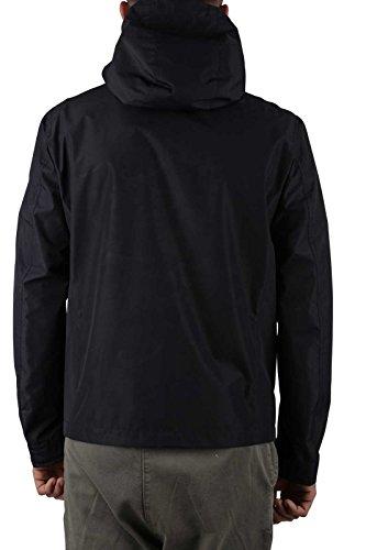 Summer Melton Jacket Rudder Woolrich 3989 Camou Wocps2563 Blue YtXg8
