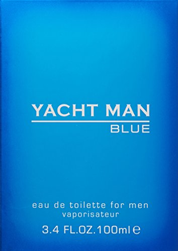 688756249531 - Yacht Man Blue By Puig Eau-de-toilette Spray, 3.4 Ounce carousel main 2