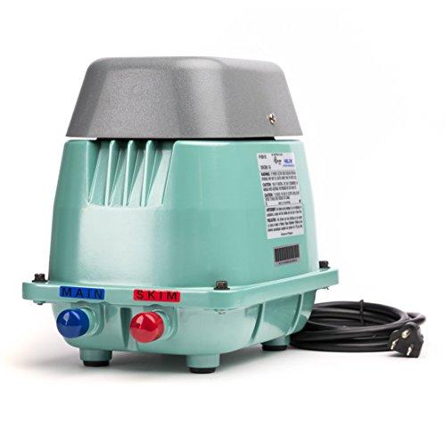 Hiblow HP-80W Dual Port Septic Air Pump by Hiblow