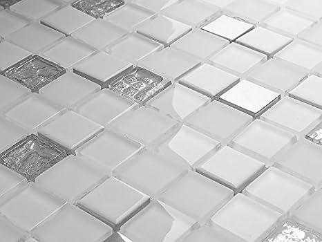 Lusso vetro mosaico pearl piastrelle bagno cucina prodotto di